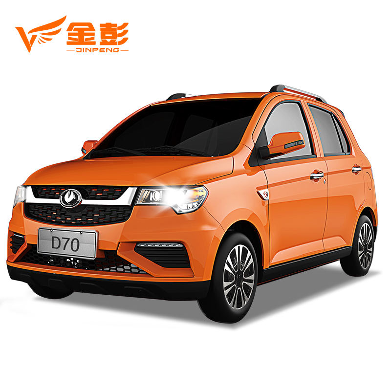 China Factory Cool Adult 4 Wheel Electric New Car /Electric Automobile Energy small SUV car
