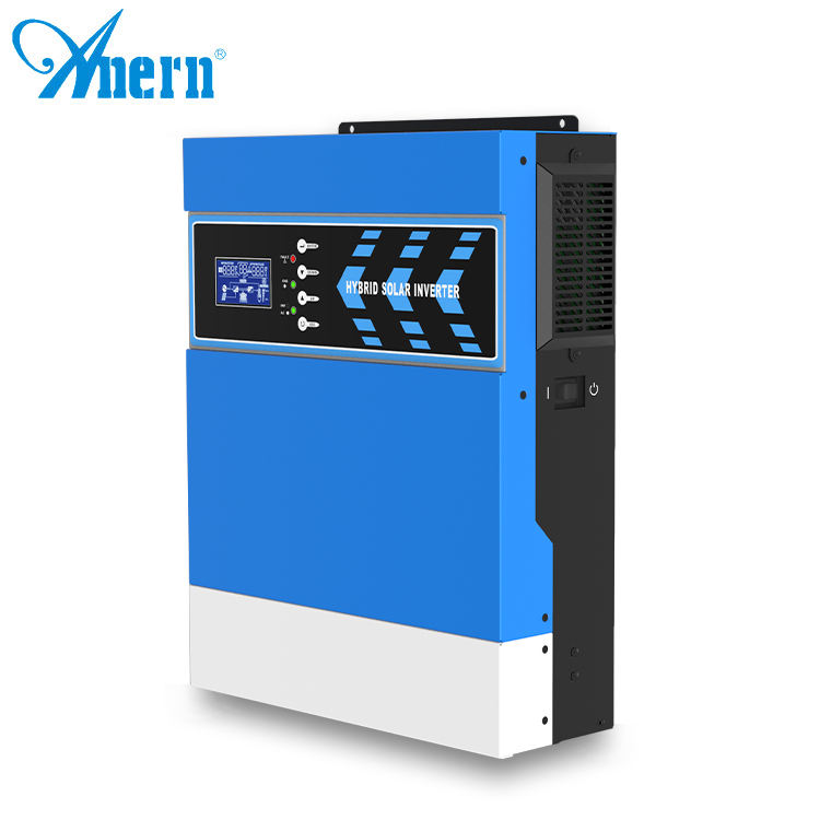 Hot sell hybrid solar inverter with mppt charge controller 3.5kw 5.5kw