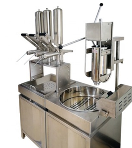 2020 Churros Machine Met Friteuse Churros Filler Met Kast 3L Churros Vulmachine Jam Vulmachine