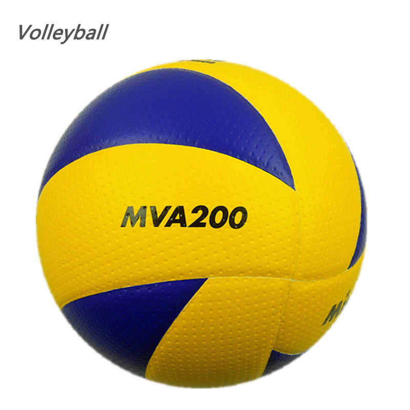 custom logo Softer Touch Microfiber PU leather pelota de voleibol MV300 Volleyball ball FIVB VOLLEYBALL