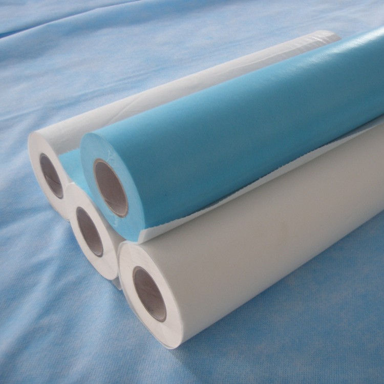 FUMO Best Selling Waterproof Disposable Medical Tissue Poly Bedsheet Massage Table Paper Roll