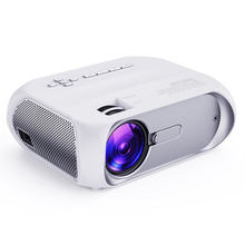 "B2GO 720PHD Native Resolution High Lumens 150 ANSI Lumens Digital Portable Projector Multimedia BX5 with 4.3"" TFT LCD display"