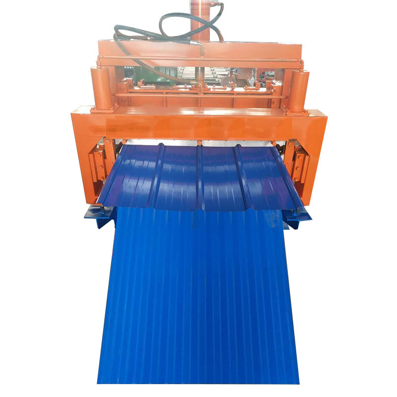 Double Roof Sheet Making Roll Forming Machine