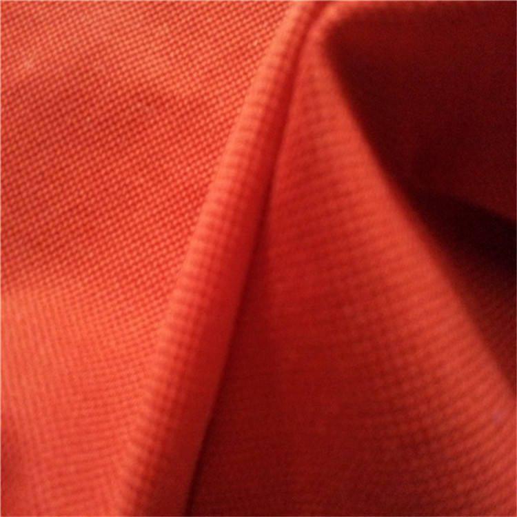100% Cotton Pique Fabric Knitted Pique Fabric For Polo Shirt