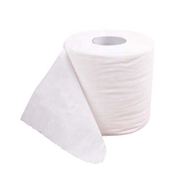 Factory price Virgin Pulp 3ply 15gsm Disposable Toilet Paper in Washroom
