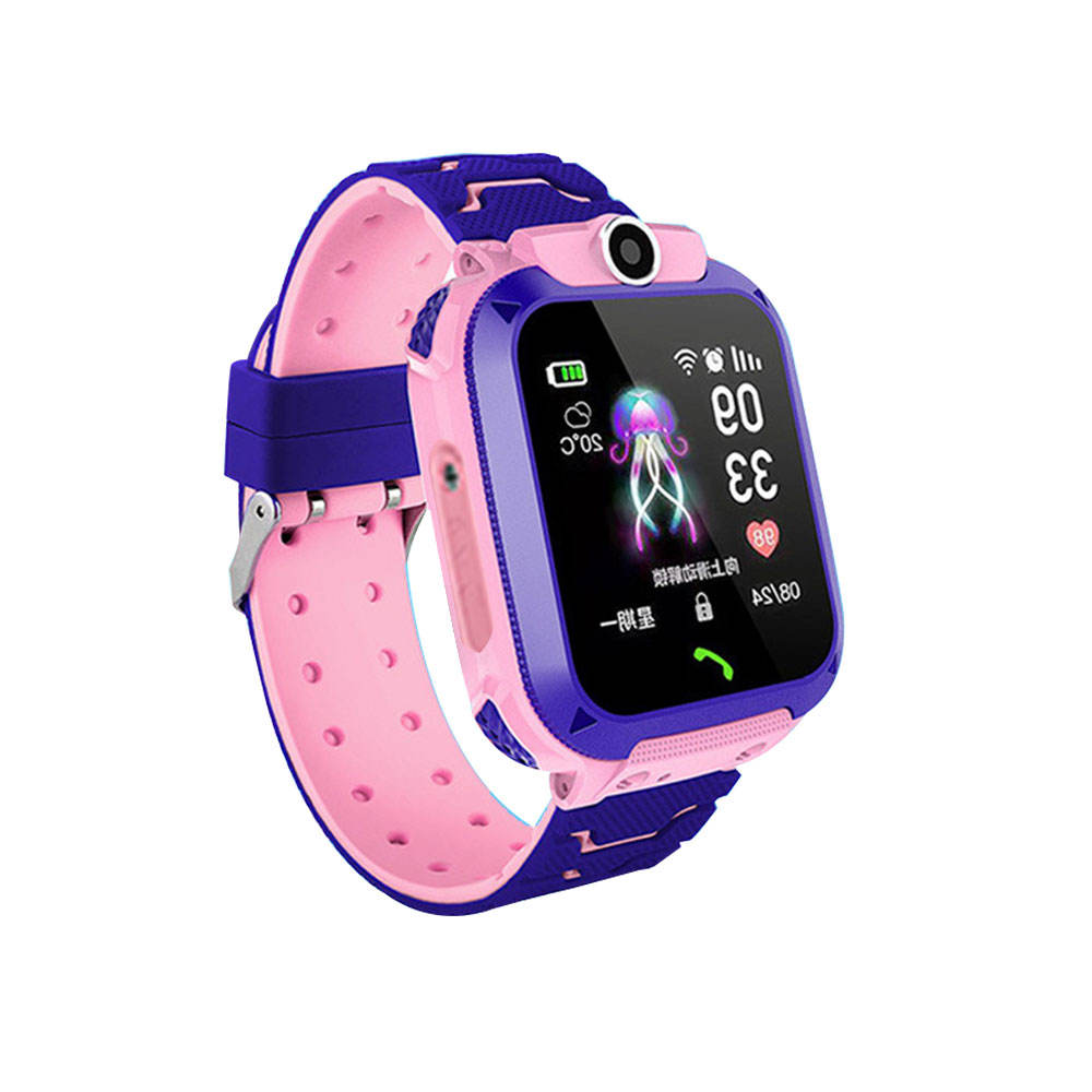 Smart watch 2019 Waterproof Kids GPS Watch Z5 Anti-lost safe tracker Android Watch SOS Call Phone better than Q50