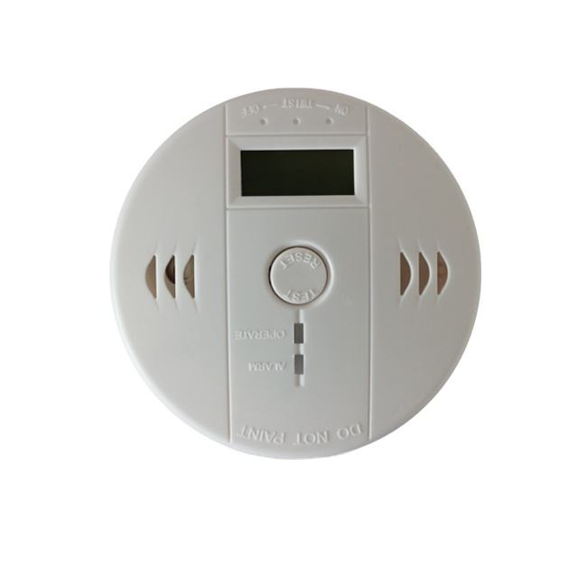Independent CE smoke detector for household heat sensitive residential fire alarm system for domestic hotel residential security