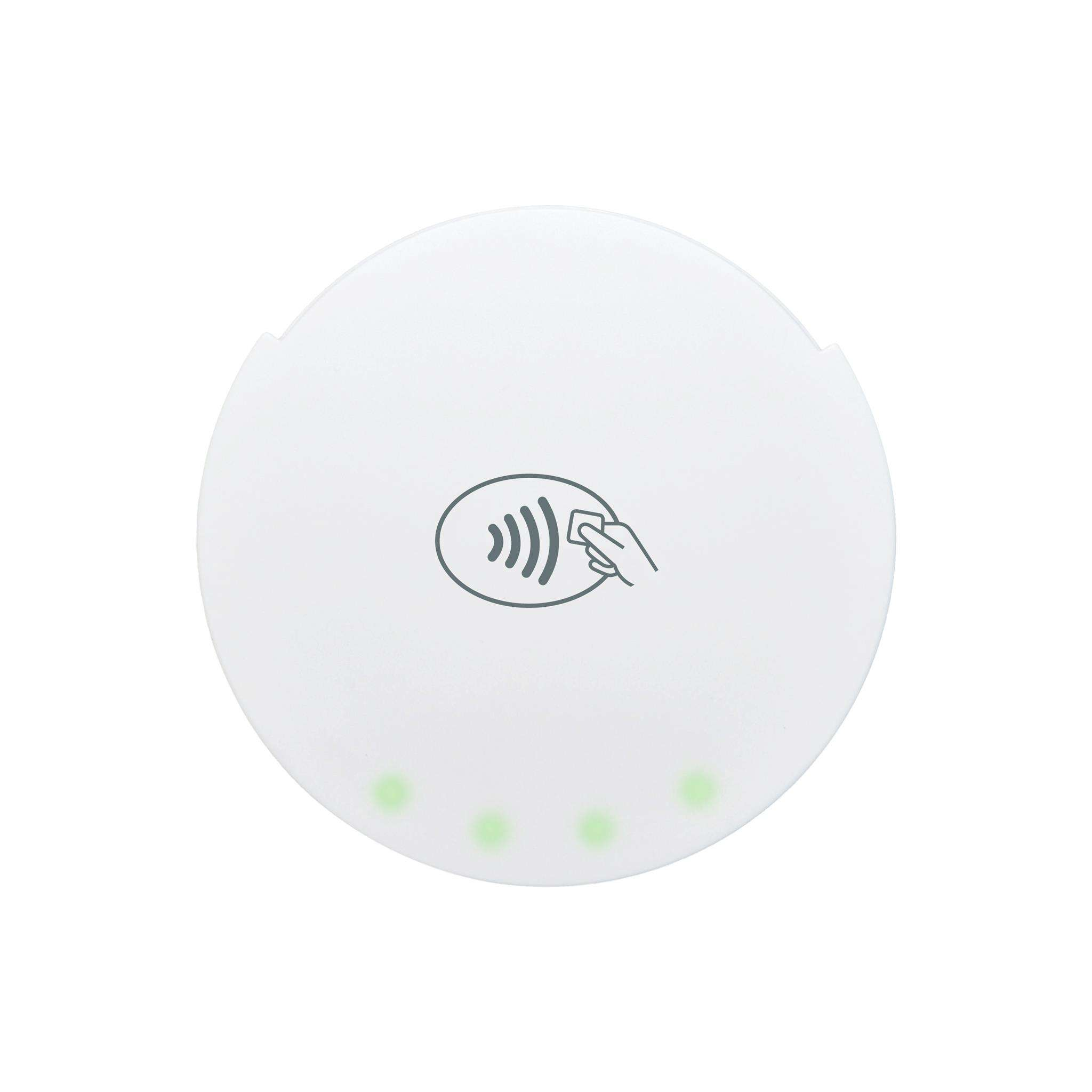 AMR220-C1Secure Wireless Bluetooth mPOS NFC Dual Interface Smart Card Reader for Mobile Payment
