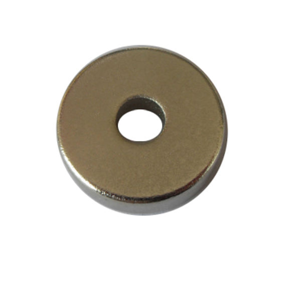 Permanent sintered ring magnet neodymium 30mm