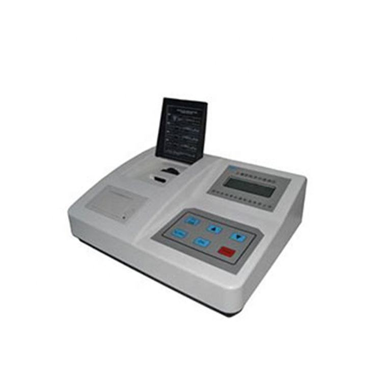 Hot sale Portable Soil NPK Fertility Fast Testing / High accuracy Soil Fertilizer Nutrient Rapid Tester