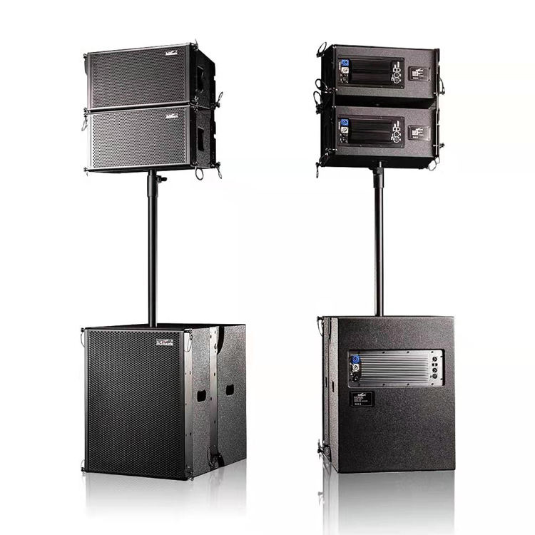 Admark vera 10 line array speakers