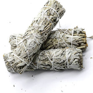 Californian White sage smudge sticks incense dried leaf leaves bundles kits bulk used For Purifying & Incense