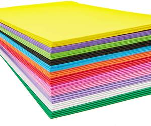 Eva Foam Sheet Eva Non Toxic Colorful EVA Foam Sheet EVA Rubber Craft Sheet