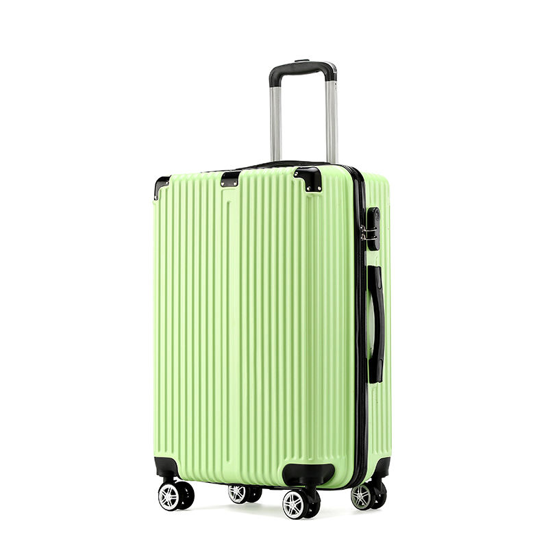 20/24/28 Inch 3 Pieces in 1 Set Classical ABS Trolley Luggage Suitcase from Professional Factory