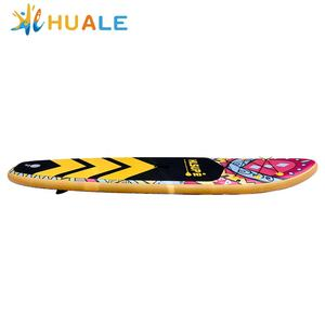UV printing surf paddleboard standup sup boards inflatable paddle board