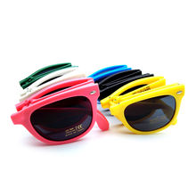 DLC9005 DL cheap wholesale sunglasses custom logo foldable promotion sun glasses