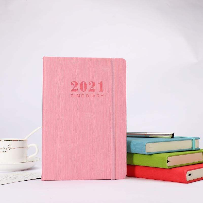 2021 Travelers Diary Notebook Powerbank Notebook A4 A5 A6 Note book Notebook