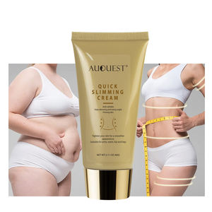 Private Label Organic Tummy Waist Calf Muscles Body Weight Loss Slimming Gel Cream Fat Burning Cellulite Hot Cream Slimming