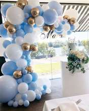 Balloon Arch Baby Shower Balloons Decorations Backdrop  Garland