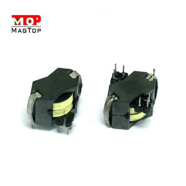 China electronic parts , RM6 electrical transformer by factory