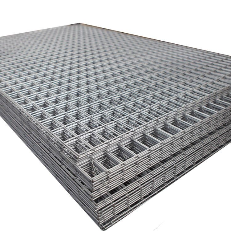 hot dipped galvanized wire mesh fence welded wire mesh sheet panels
