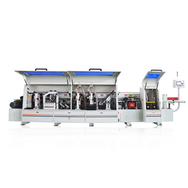 factory sale pvc edge banding machine for wood cabinet making
