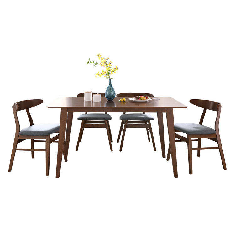 Gcon Modern Dining Room Table and Chair Home Furniture Dining Table Set