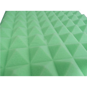 Manufacturer soundproofing pyramid acoustic foam for sale