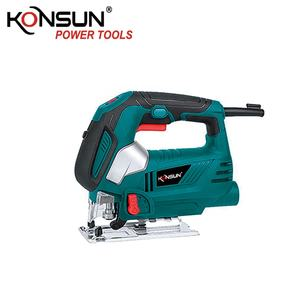 KONSUN 83909 portable electric power tool 810w variable speed handheld jig saw with laser