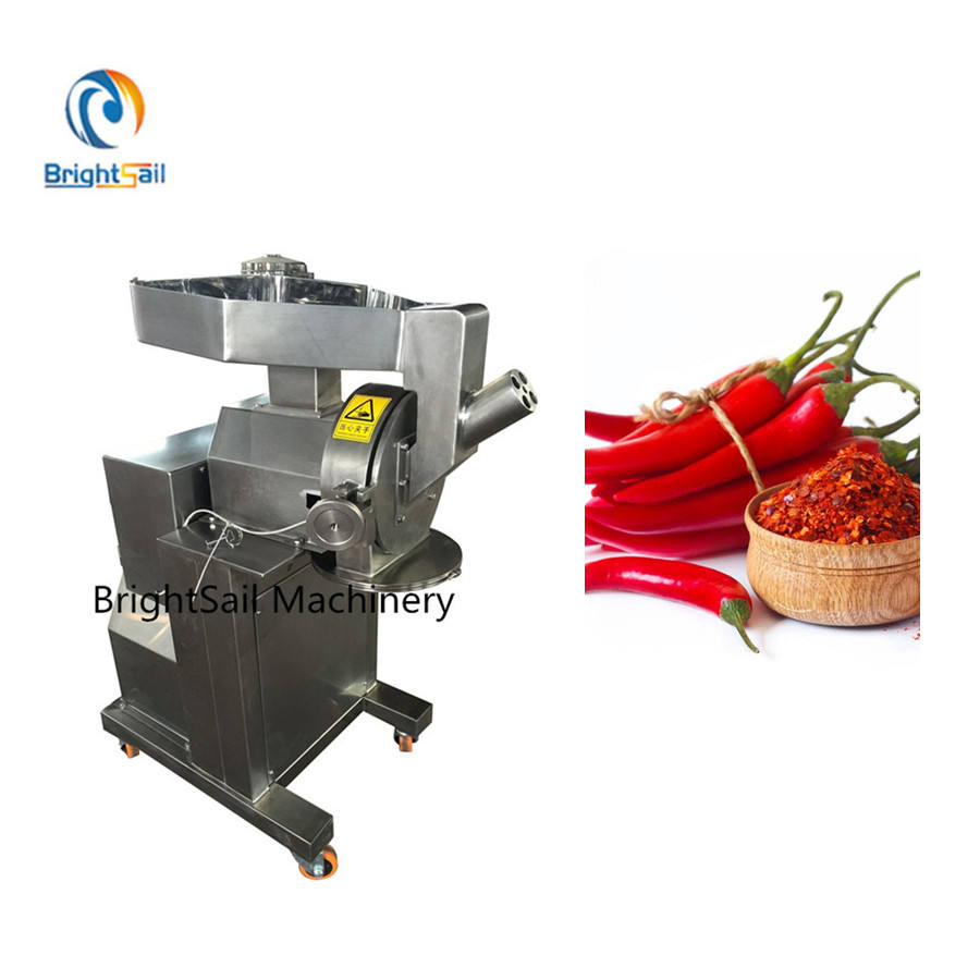 Factory price chilli grinder machine pepper milling machine spice grinding machines