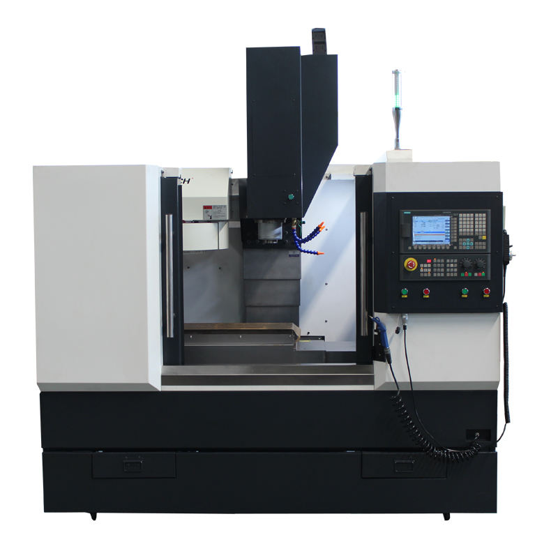 XK7124 3 Axis Verticale China Cnc Freesmachine Met Lager <span class=keywords><strong>Nsk</strong></span>