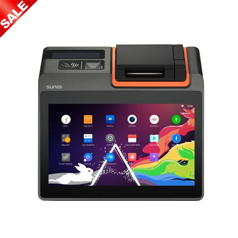 Touch Screen System T2mini Nfc Android Tablet Price Of A Cash Register Cheap Pos All In One