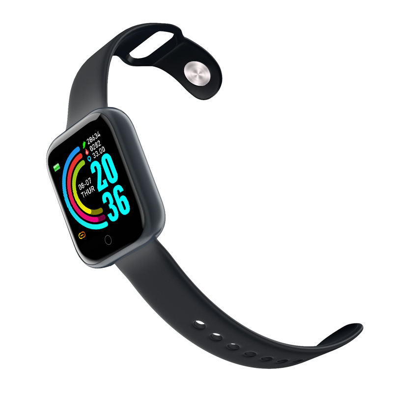 Factory cheap bracelet sport Heart Rate Monitor 2018 oem mi smart watch with fair price