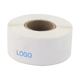 Sticker Adhesive Label Printing Paper White 25*75mm 200 sheets/roll for Cable label