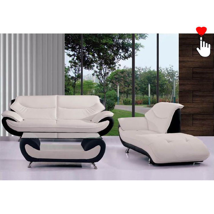Best Choice Modern Leather Fabric European Sectional Sofa Set Designs Living Room Furniture