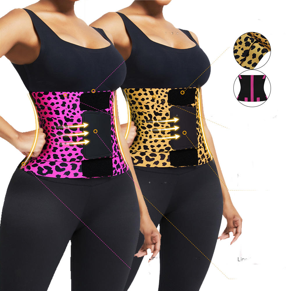 2020 Waist Trainer BeltためMen Women Slimming Sauna Body Shaper Waist TrimmerためWorkout Fitness 3で1 Waist Trimmer