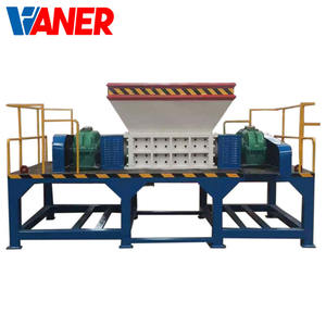 VANER 2020 High Quality factory provided solid waste shredder