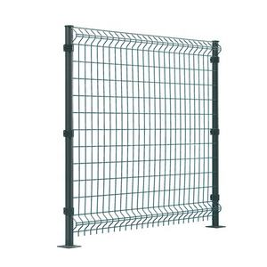 China Supplier Iron Rod Pictures 3D Fance Fence For Philippines