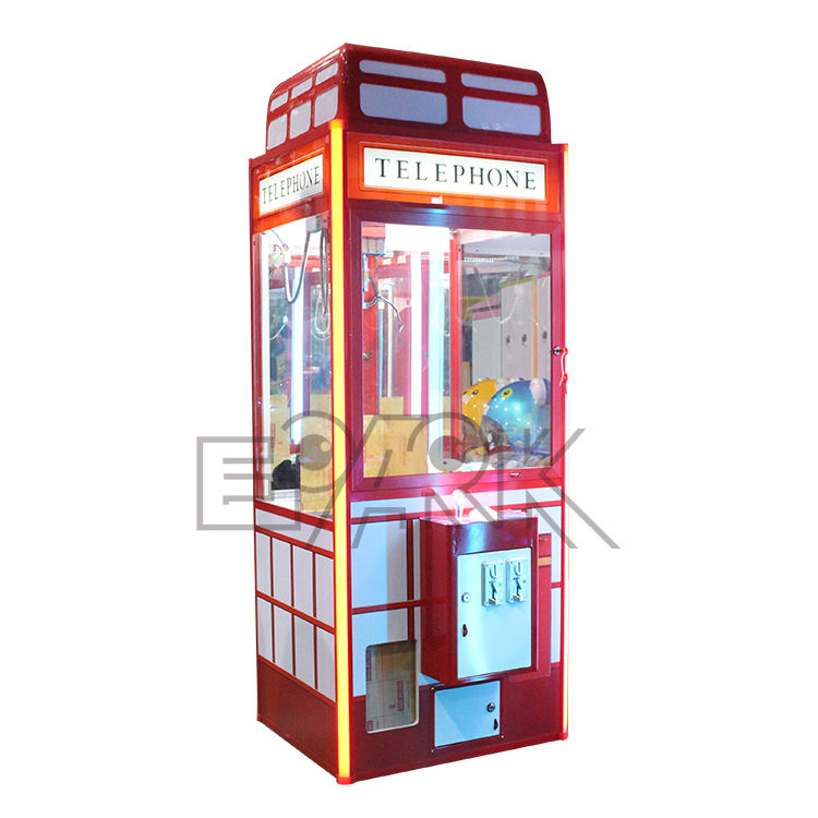 Connection Line Led Malaysiatoy Lucky Catch Jumbo Vending Castle Top Grade Crane Claw Machine