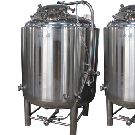 DYE 1000L beer making system for beer brewing equipment brite beer tank