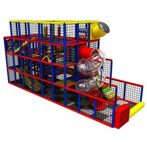 Kids Large Maze Game Commercial Kids Indoor Playground Jungle Gym