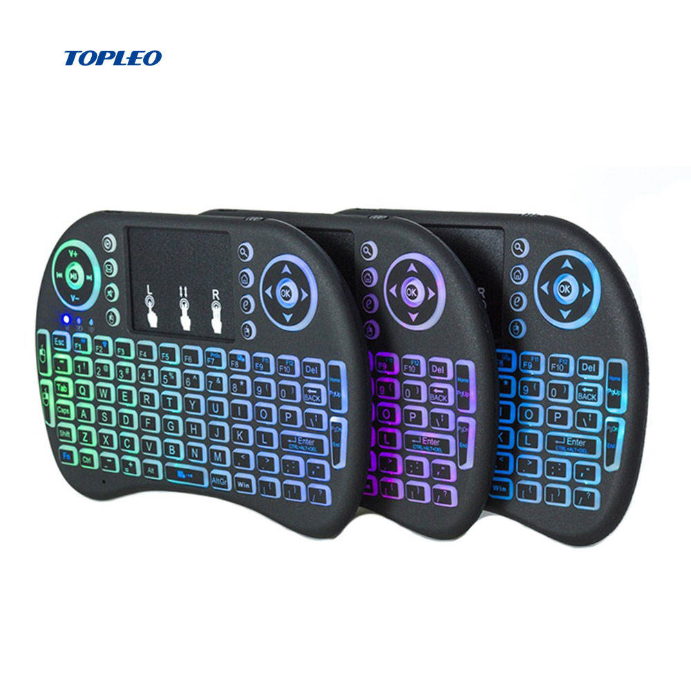 ShenZhen laptop keyboard manufacturer custom mechanical portable backlight gamer mini wireless mouse keyboard