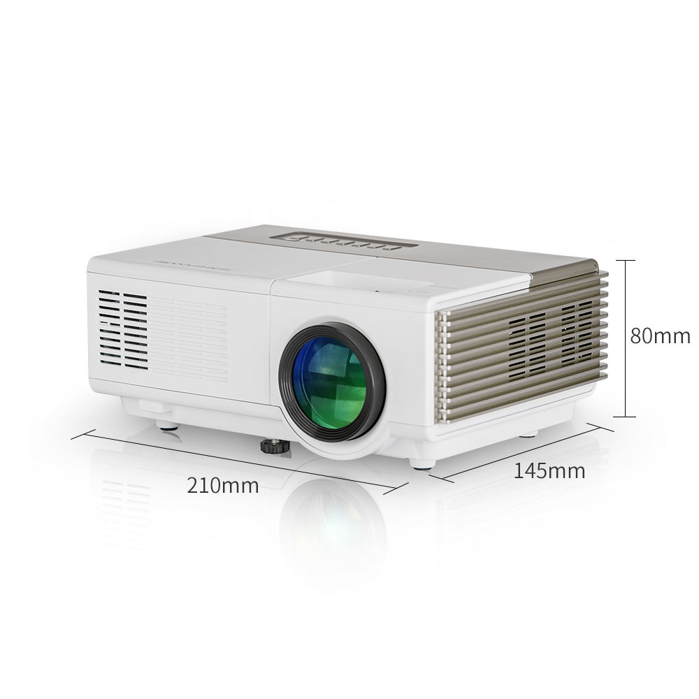 New LCD 3d holographic wireless video projector