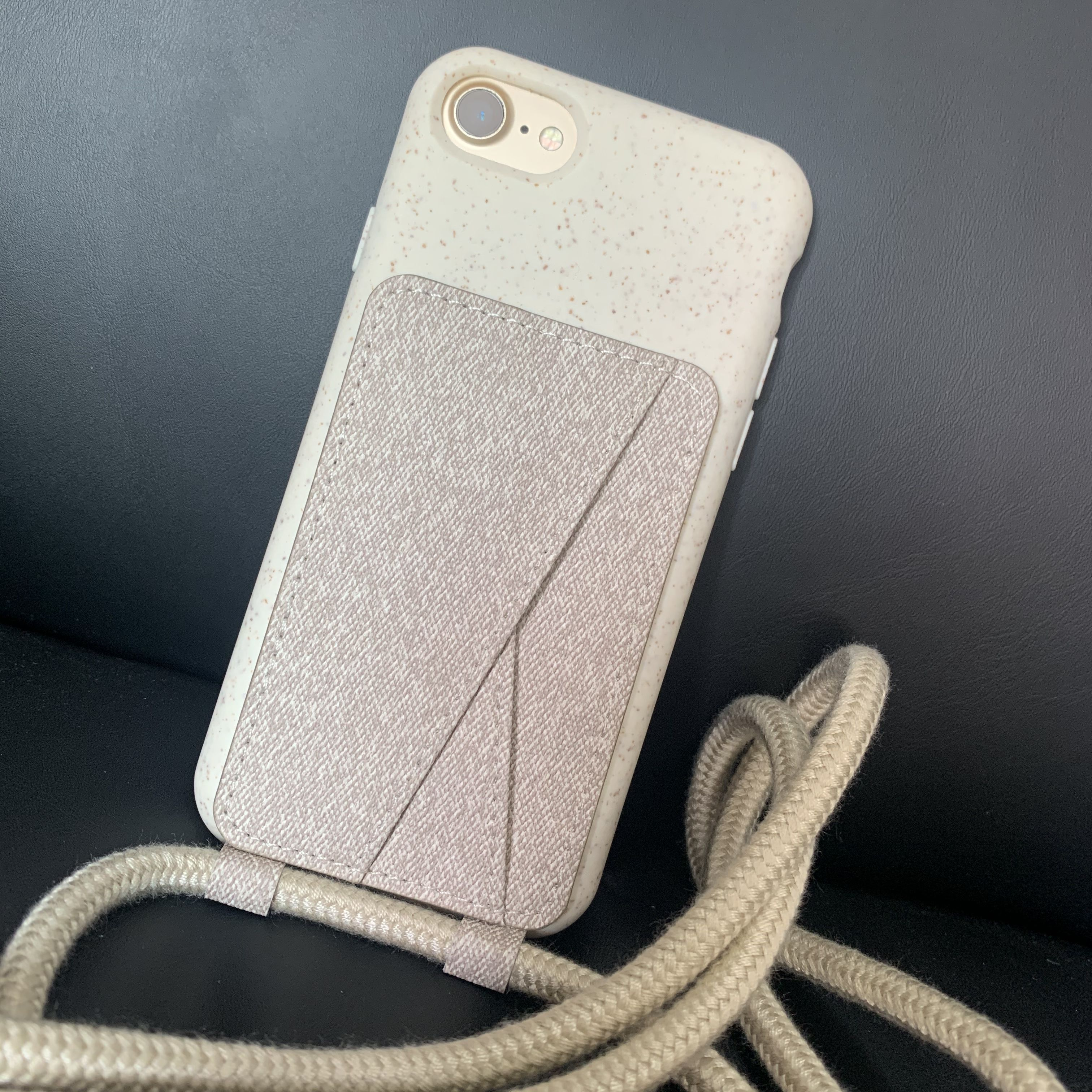 Blingtech BIO Biologisch Abbaubar Halskette Handy Fall für iPhone 11 Pro Max XS X