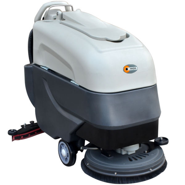 Multifunctional industrial floor scrubber & dryer cleaning machine