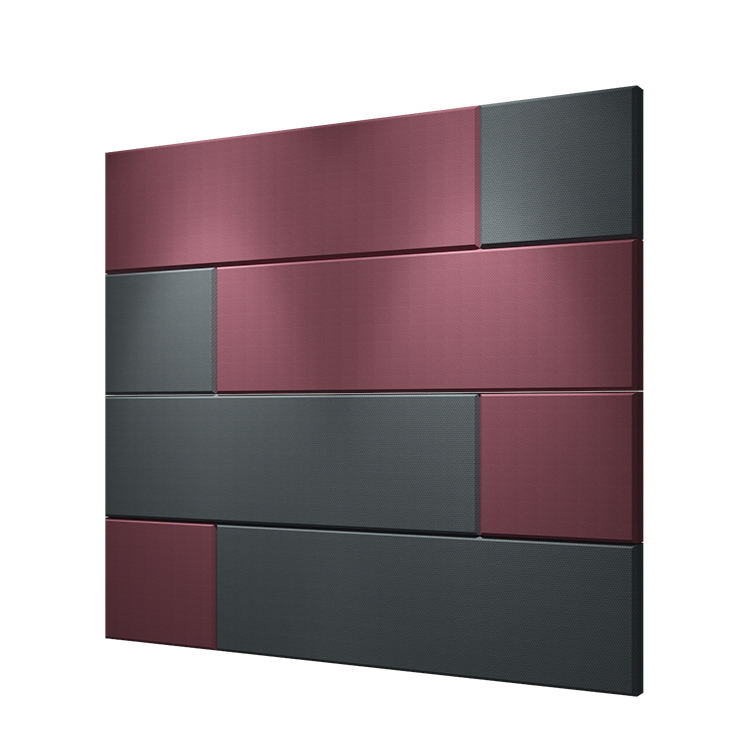 Acoustic Wall Panel used for indoor sound absorption