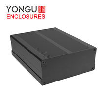 Yonggu H14 97*40mm Electrical Equipment Supplies Aluminium Extrusion Profile Battery box