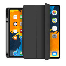 Shockproof Tablet Cover With Pencil Holder for Apple iPad 2020 Pro 12.9 4th generation Case