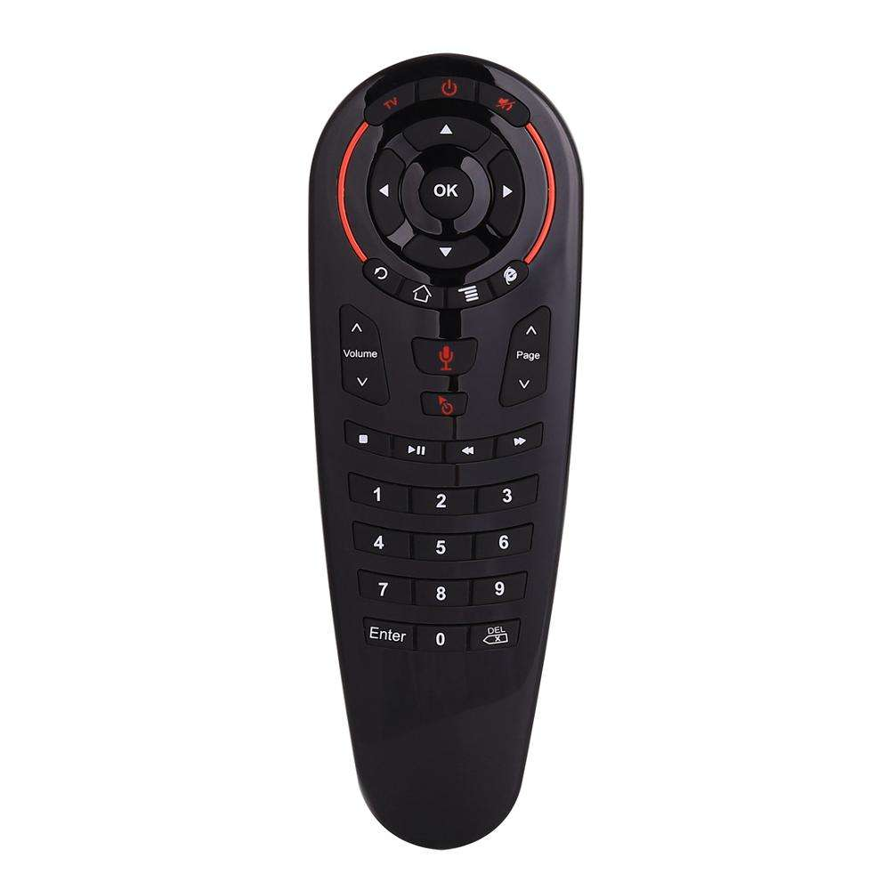 G30s 2 IR Remote Control 2.4G Wireless Voice Air Mouse With Voice control
