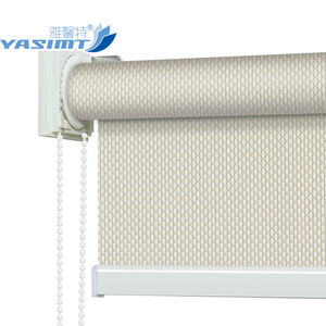 Hot Sell Somfy Motorized Roller Blinds  Roller Blind Mechanism And Project Roller Blind